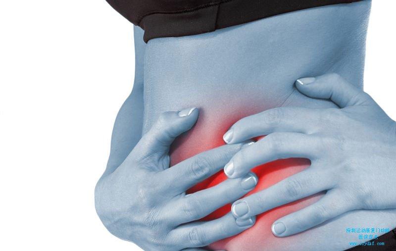 腰部疼痛2月余症状反复-腰骶关节炎