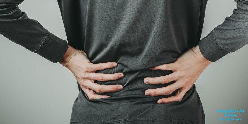 久坐腰背酸痛处理,这3块肌肉最容易忽视!