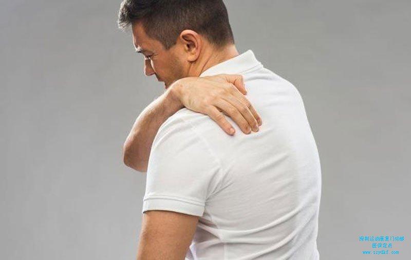 颈部疼痛伴左上肢酸胀,劳累后症状加重-颈椎病